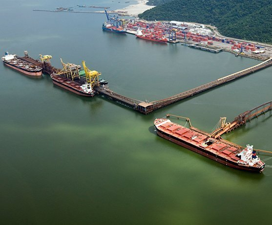Iron ore-loading suspended at Brazil's Itaguai terminal after accident - Splash 247