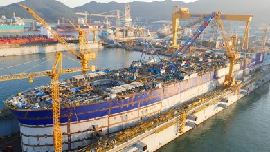 Photo of Singapore voices concern on Hyundai Heavy's DSME takeover