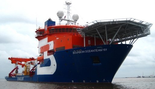 Bourbon and Oceanteam CSV extended in Angola