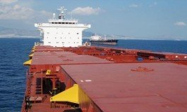 Diana Shipping panamax fixed to Ausca