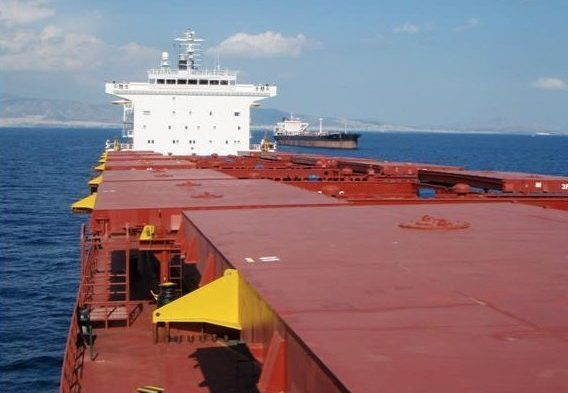 Diana Shipping offloads another panamax bulker