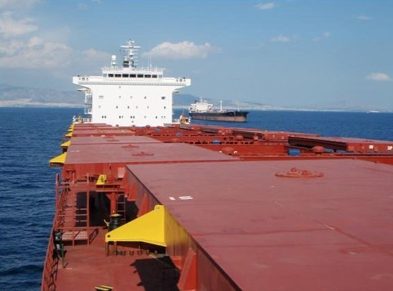 Diana capesize fixed on timecharter as BDI edges lower