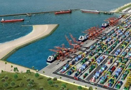 Georgia presses ahead with Silk Road port development