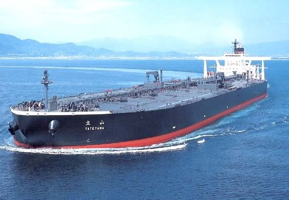 NYK places orders for four VLCCs