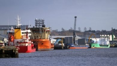 Photo of Scottish cities look to tap rig decommissioning market