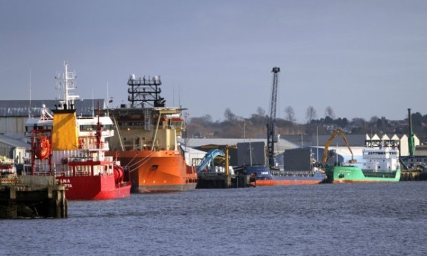 Forth Ports and AF Gruppen to create decommissioning hub in Dundee
