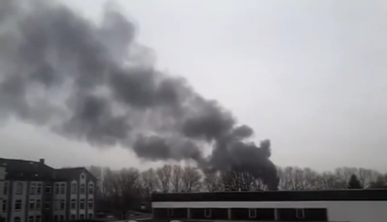 Two dead in tanker explosion at Duisburg shipyard