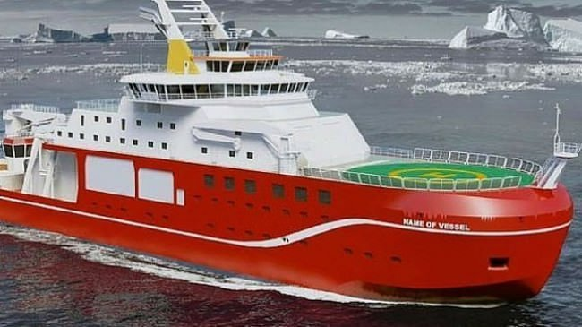 Online campaign to name UK polar research vessel, Boaty McBoatface, goes viral