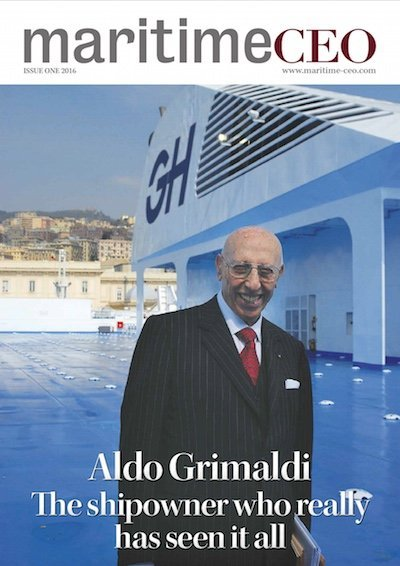 Maritime CEO Issue One 2016