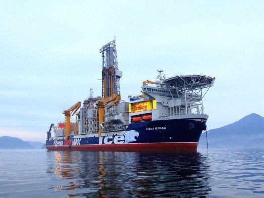 Providence takes Stena drillship for work off Ireland