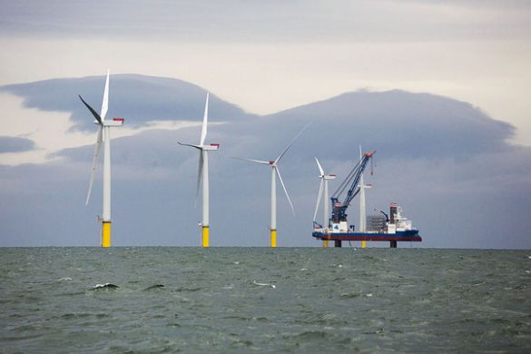 Sinopec signs offshore wind platform deal with Huayan New Energy