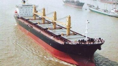 Photo of Rio Tinto-chartered ship arrested for not paying crew