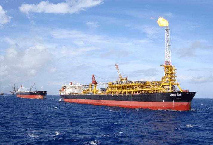 Ezra and EMAS Offshore sell FPSO Lewek EMAS