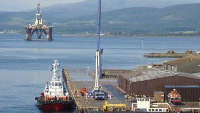 Photo of Investigation starts after Technip seafarer killed at Invergordon port