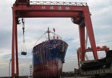 Yangzhou Huanqiu Shipbuilding declared bankrupt
