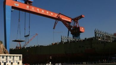 Photo of Zhejiang Shipbuilding to sell 11 unfinished OSVs