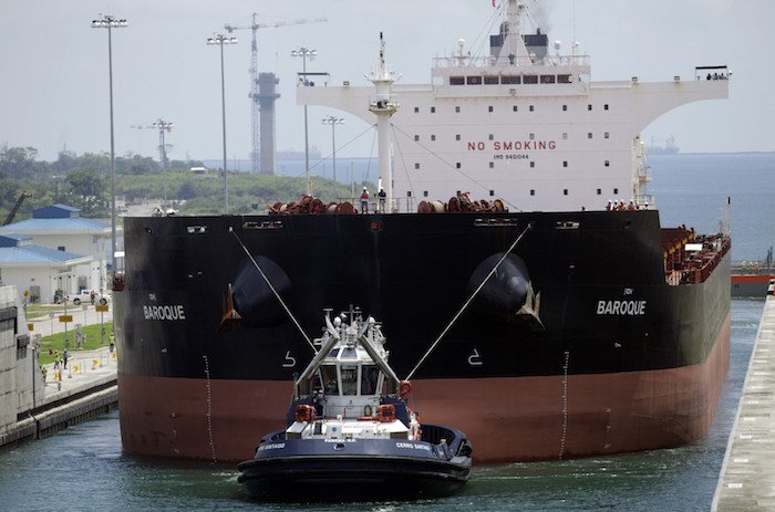 'Improvisation and lack of preparation' are causing accidents along the new Panama Canal