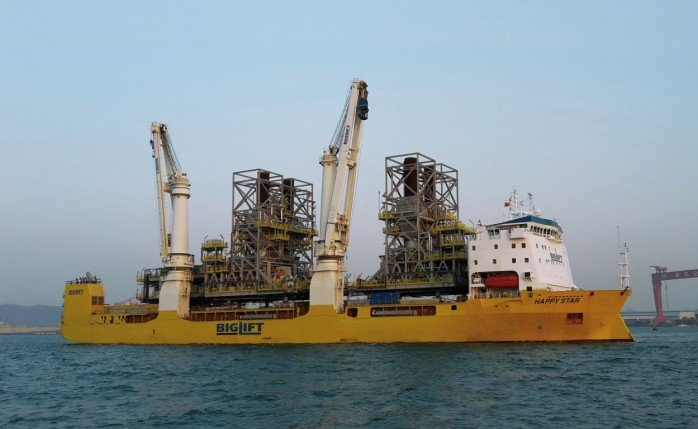 BigLift orders another heavylift vessel