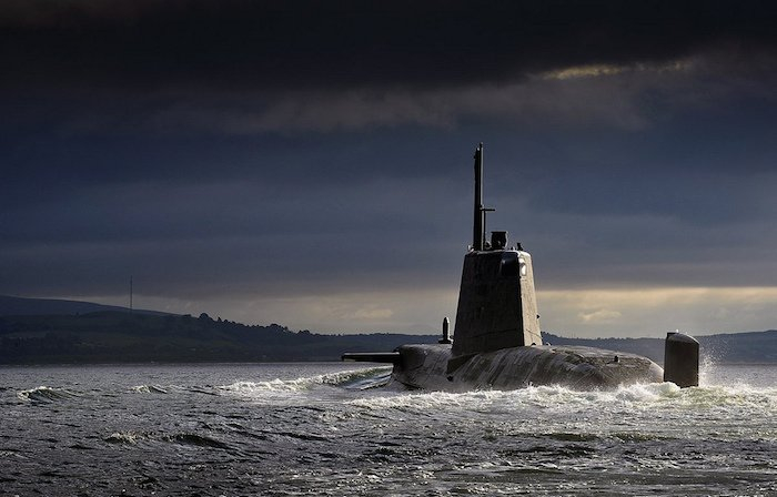 UK nuclear sub collides with ship off Gibraltar