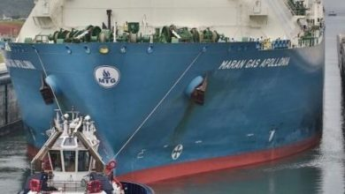 Photo of Panama Canal will lift restrictions so more LNG vessels can transit