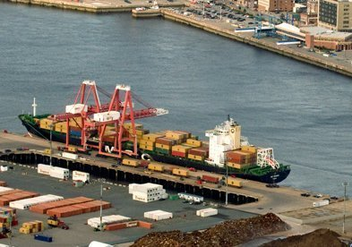 DP World to operate container terminal in St John, Canada