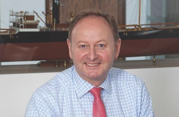 Clive Richardson joins Navig8