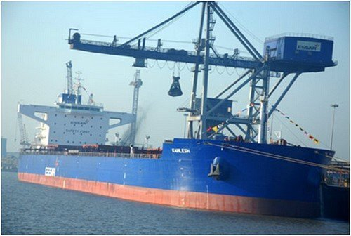 Essar to develop first overseas port
