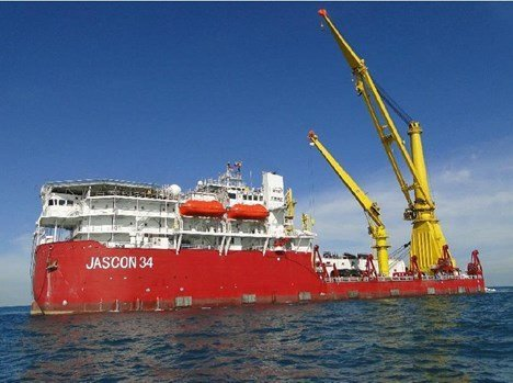 Sea Trucks sells four construction vessels as part of restructuring