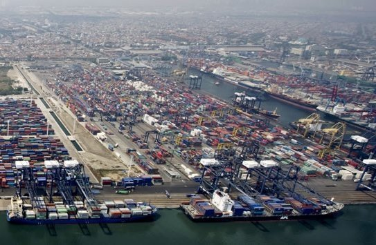 Indonesian president urges greater ports build-up