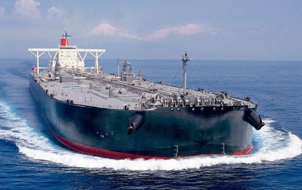 MOL tanker cleared to depart New York after grounding