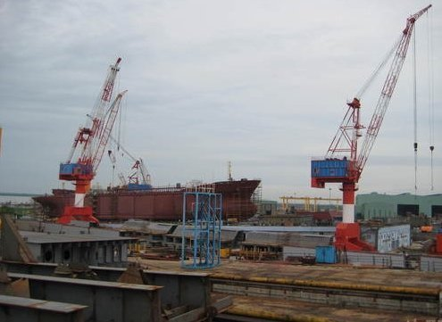 Taizhou Sanfu Shipbuilding not paying worker salaries