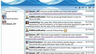 Photo of Splash Chat launch to bring shipping community together