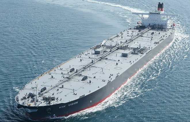 TCC Group in for VLCC brace