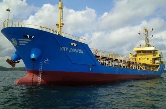 Indonesian tanker taken by crew, not pirates