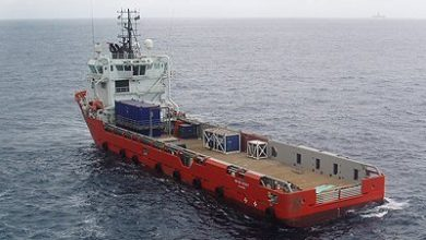 Photo of Golden Energy Offshore lays up three