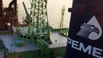 Photo of Fire hits Pemex offshore platform, three injured