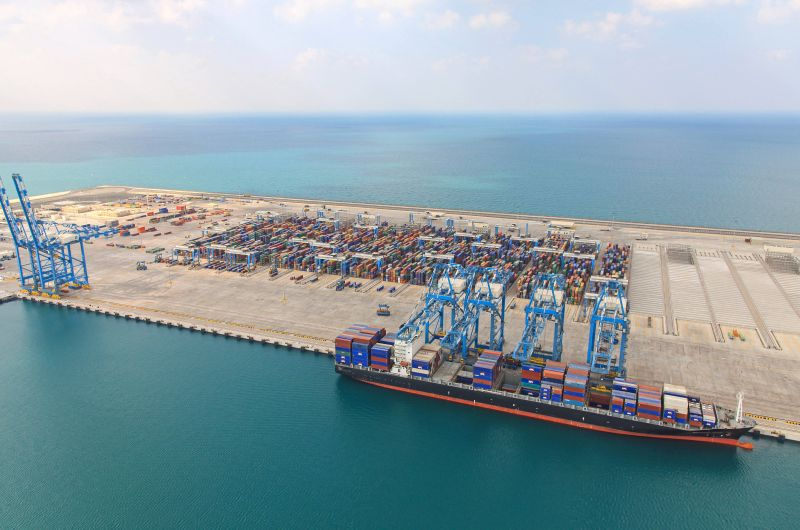 Cosco Shipping Ports inks Abu Dhabi Port terminal deal - Splash 247