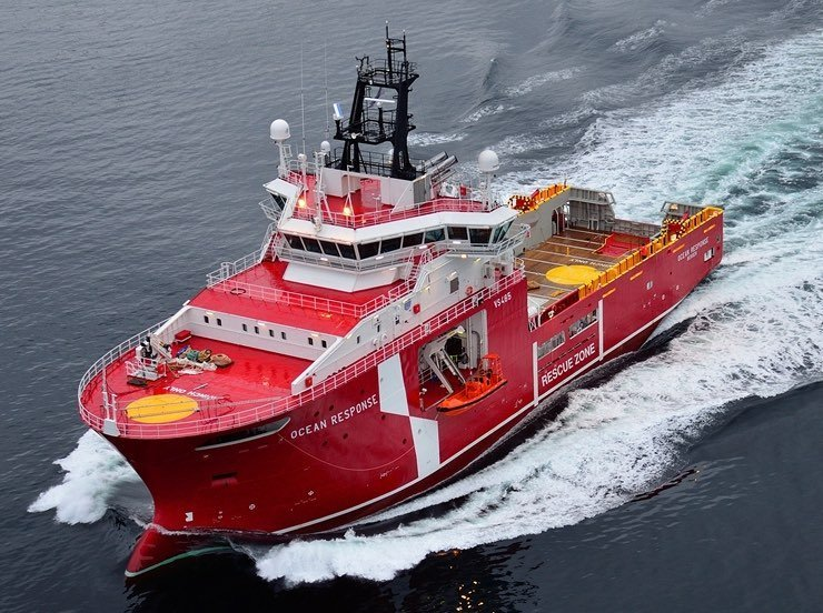 Atlantic Offshore converting MRV for emergency response