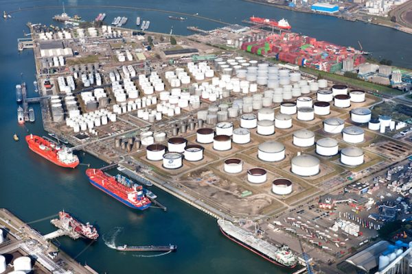 Odfjell sells stake in Iranian chemical terminal