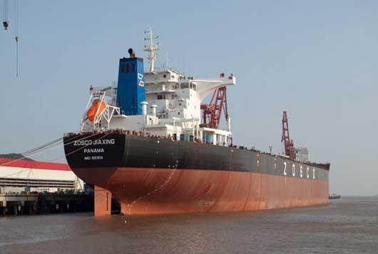 Zosco sells last ship