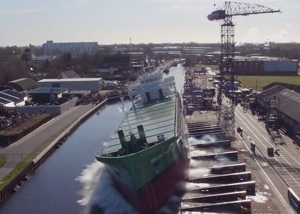 Arklow Shipping secures financing for bulker quartet