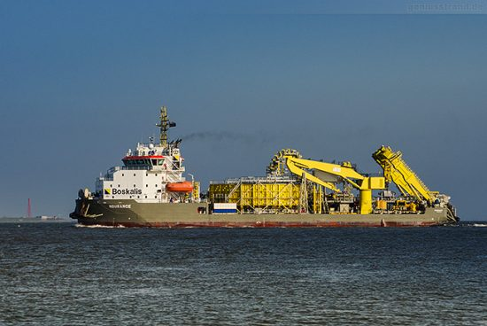 Boskalis secures works for Triton Knoll offshore wind farm