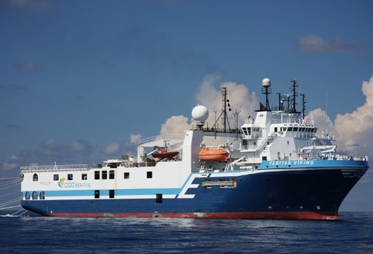 Eidesvik seismic vessel contract terminated by CGG