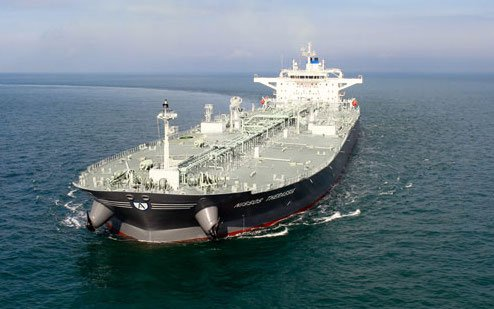 Okeanis Eco Tankers exercises suezmax options with Alafouzos