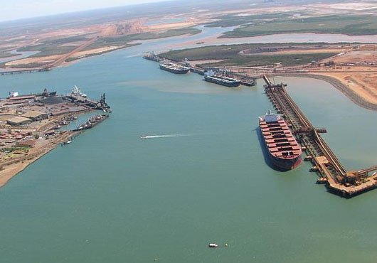 Fortescue secures $473m VLOC financing from China Development Bank