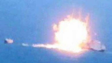 Photo of Seven dead off Yemen as rocket sinks Iranian ship