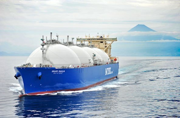 NYK secures long-term LNG carrier charter from EDF LNG