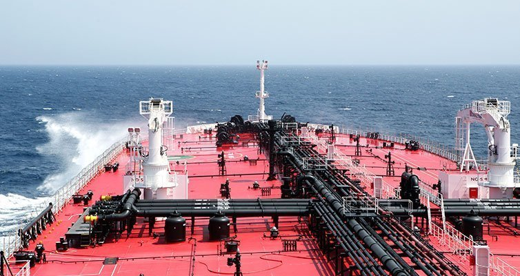 Khor Al Zubair Shipping acquires suezmax from Maran Tankers