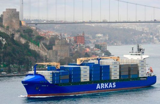Arkas orders boxship quartet at Huangpu Wenchong
