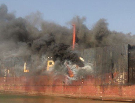 Gadani closed following latest fire